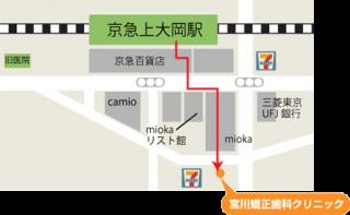 電車・バス マップ