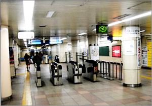 地下鉄 マップ01